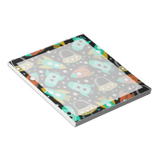 Space Station Note Pad