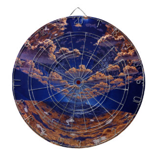 Space Station of the Future Dart Boards