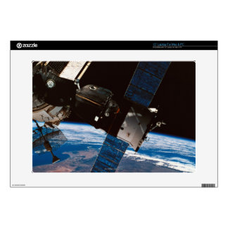 "Space Station Orbiting Earth 6 15"" Laptop Skins"