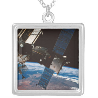 Space Station Orbiting Earth 6 Necklaces
