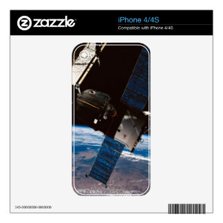 Space Station Orbiting Earth 6 Skins For iPhone 4S