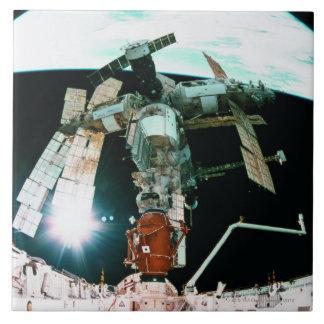 Space Station Tile