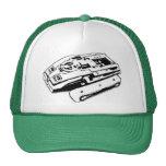 Space tank Truckercap Trucker Hat