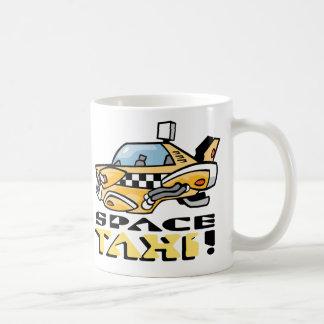 Space Taxi! Coffee Mug