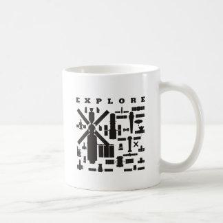 Space Telescopes Coffee Mug