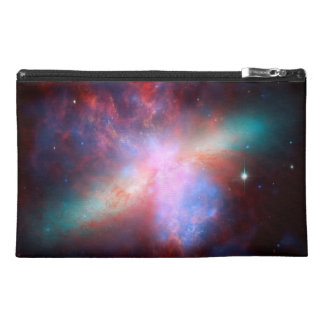 Space Telescopes Showing Stunning View Starburst Travel Accessories Bags