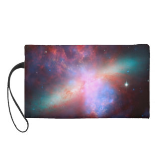 Space Telescopes Showing Stunning View Starburst Wristlet