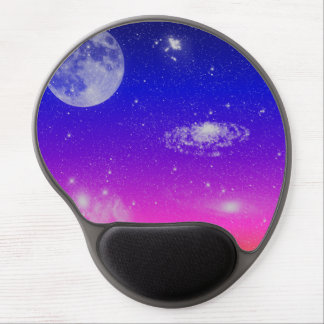 Space-themed Gel Mousepad