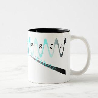 Space & Time Coffee Mugs