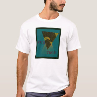 Space Time - Vintage Poster T-Shirt