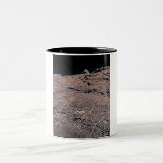 Space To Climb Two-Tone Coffee Mug