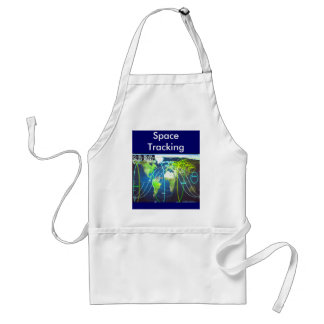 Space Tracking, SpaceTracking Adult Apron