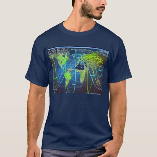 Space Tracking T-Shirt
