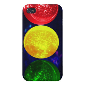 Space Traffic Light Covers For iPhone 4