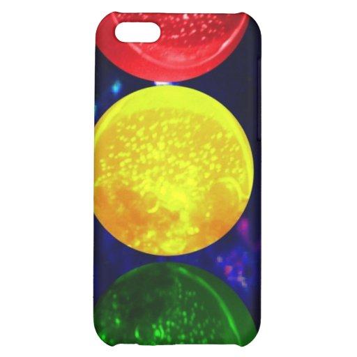 Space Traffic Light iPhone 5C Cases