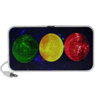 Space Traffic Light Mini Speaker