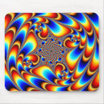 Space Travel - Fractal Mouse Pad