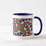 Space Travel - Fractal Mug