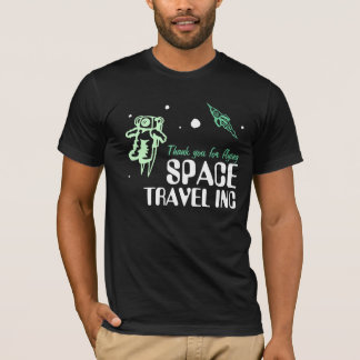 Space Travel Inc T-Shirt