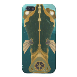Space travel poster to neptune iPhone SE/5/5s case