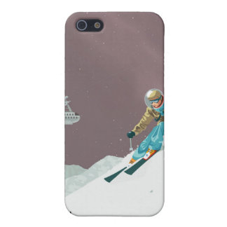 Space travel poster to pluto cases for iPhone 5