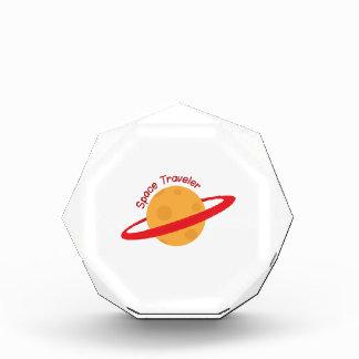 Space Traveler Acrylic Award