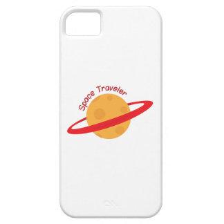 Space Traveler iPhone 5/5S Case