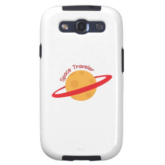 Space Traveler Samsung Galaxy S3 Cases