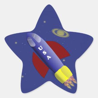 Space Traveler Sticker