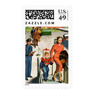 Space Traveller Postage