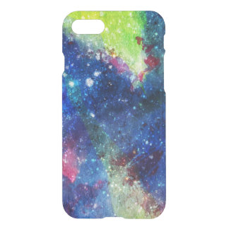Space traveller spatial galaxy painting iPhone 8/7 case