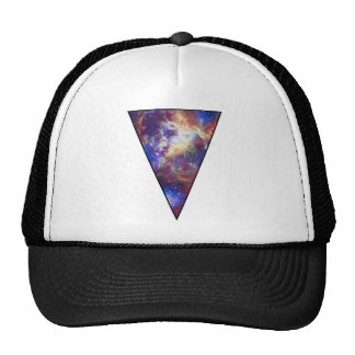 Space Triangle Trucker Hat