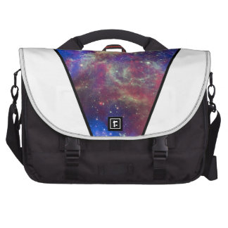 Space Triangle Bags For Laptop