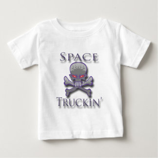 Space Truckin' prpl Baby T-Shirt