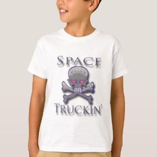 Space Truckin' prpl T-Shirt