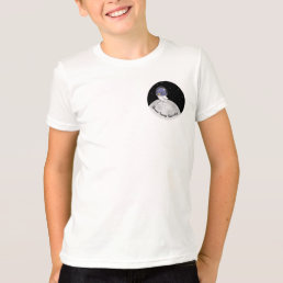Space Tweep Kid's Screen Printed T-Shirt
