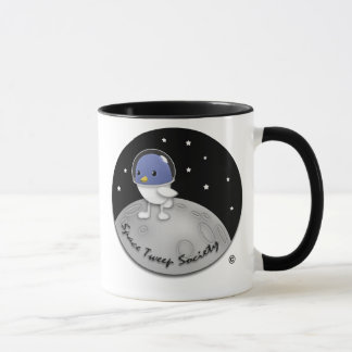 Space Tweep Logo Mug