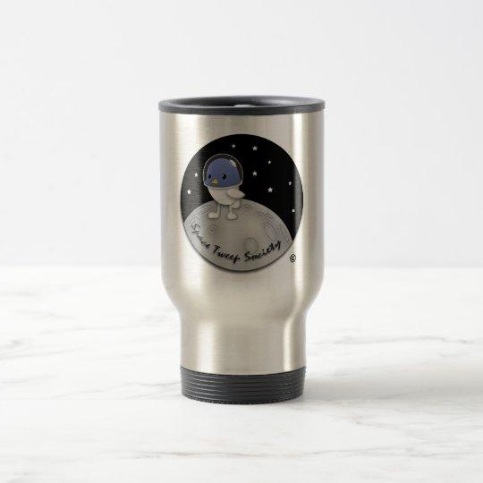 Space Tweep Logo Travel Mug