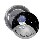 Space Tweep Society Logo Button