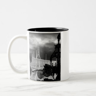 Space Two-Tone Coffee Mug