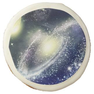 Space Sugar Cookie
