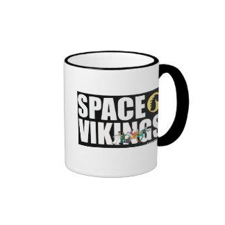 Space Vikings Bold Face Mug