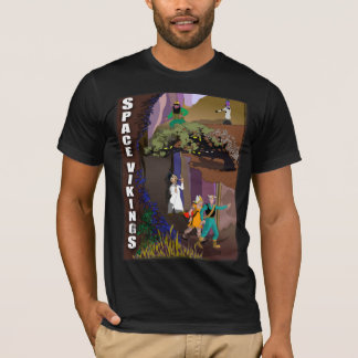 """Space Vikings """"Lost in Amazonia"""" T-shirt"""