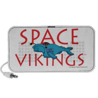 Space Vikings Portable Speaker