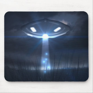 Space visitors mouse pads