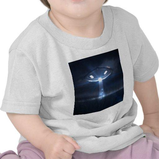 Space visitors tshirt