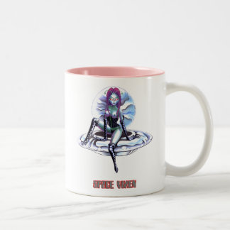 Space-Vixen Coffee Mug