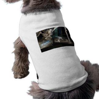 Space Walk Dog Tee Shirt