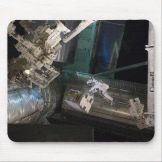 Space Walk Mouse Pad