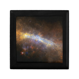Space-Warped Galactic Ring  Box